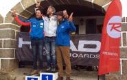 Podiums y fantásticos resultados en competiciones y Copa Cordillera Absolutos, U14-U16 y U10-U12 el pasado fin de semana