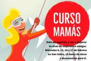 Febrero blanco para mamás esquiadoras